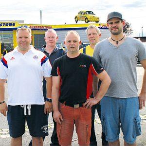 Yellow-Car-Store-Team